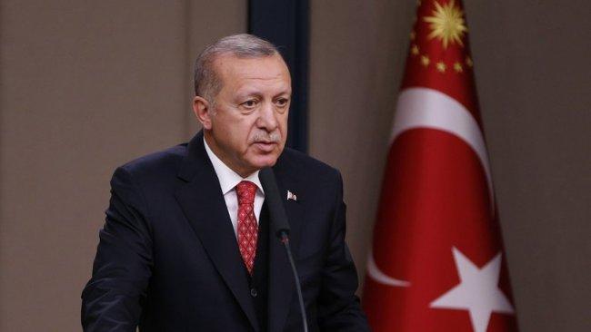 Erdoğan: Kürtlerin sorununu kendi meselemiz olarak görüyoruz