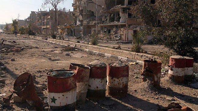 Suriye ordusu ve Rus güçleri Deyr ez Zor'a yöneldi!