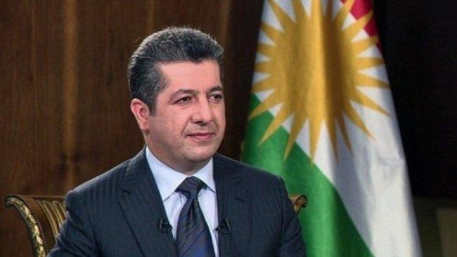 Mesrur Barzani Kürdistanlı Hristiyanların Noel bayramını kutladı