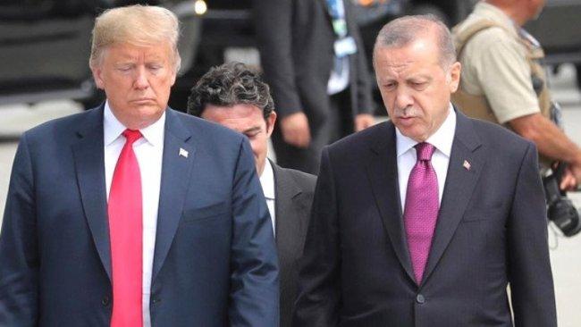 Beyaz Saray: Trump-Erdoğan görüşmesine dair herhangi bir plan yok