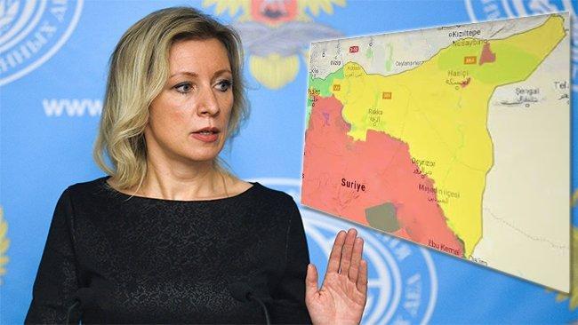 Rusya: ABD'nin çekildiği yerler Rejime bırakılmalı