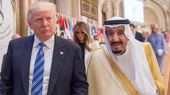 Arabistan: Trump'a Suriye sözü vermedik