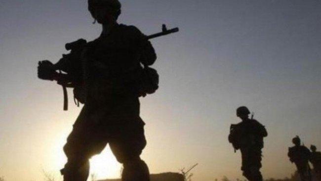 Hakkari'de askerlerin üzerine çığ düştü