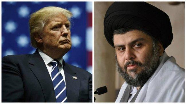 Sadr'dan Irak hükümetine 'Trump' eleştirisi: Yazıklar olsun