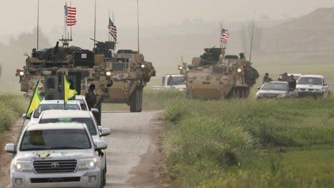 Uluslararası Koalisyon'dan Menbiç ve Rakka'ya 200 Tırlık silah ve askeri ekipman