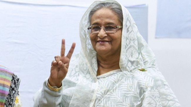 Bangladeş: 17 kişinin öldüğü seçimlerde Şeyh Hasina, 'üçüncü kez Başbakan seçildi'