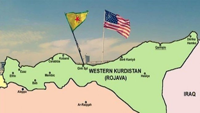 ENKS: Rojava Özerk yönetimi feshedilecek, YPG Rojava'dan çıkarılacak!