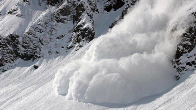 Kürt illerinde yoğun kar ve çığ uyarısı