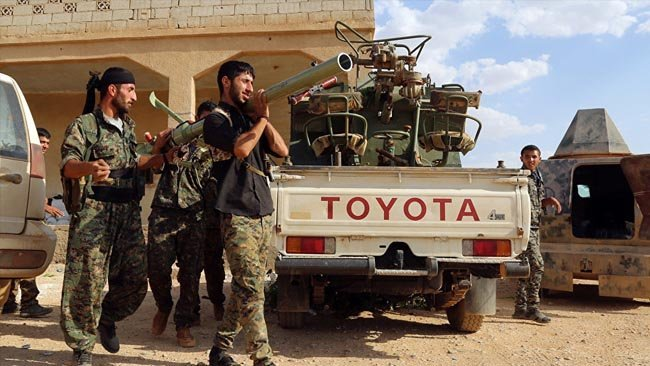 Türkiye'nin, ÖSO güçlerine Menbiç'ten çekilme emri verdiği iddia edildi