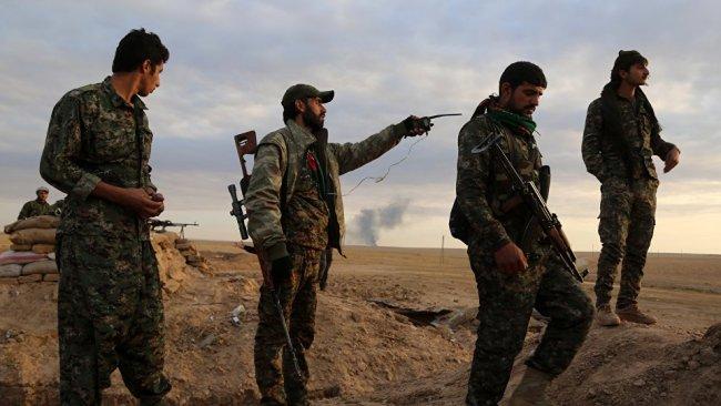 DSG'nin yeni hedefi, IŞİD'in stratejik kalesi El Shafa
