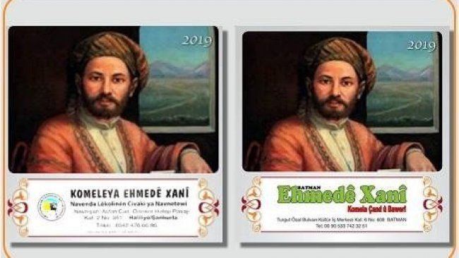 'Ehmedê Xanî Yıllığı' Kürtçe yayınlandı
