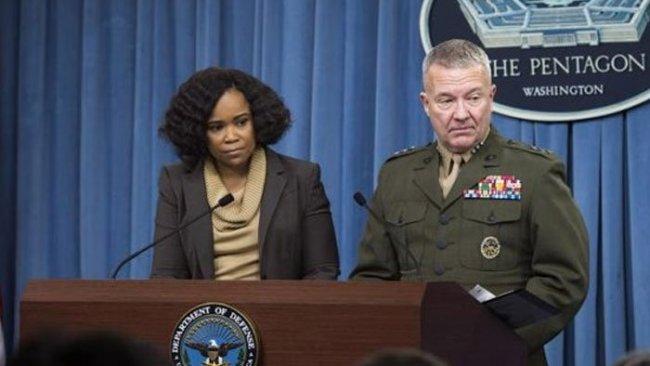 Pentagon Sözcüsü görevden alındı