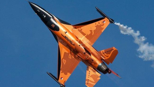 Hollanda'dan hava saldırılarını durdurma kararı
