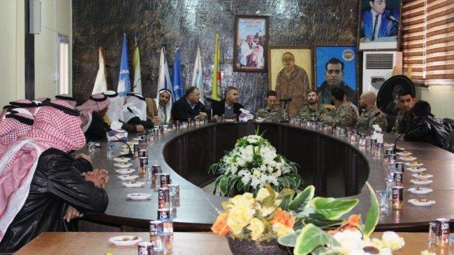 Rakka'da ABD çekilişi ve Türkiye tehdidi gündemli Koalisyon toplantısı
