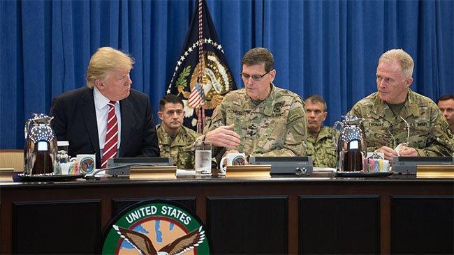 Pentagon'un Suriye'den çekilme takvimi Trump'ın takviminden farklı
