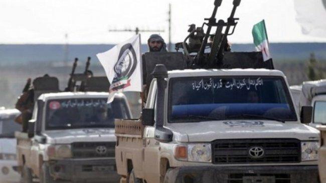 SOHR: ÖSO Menbic'ten çekildi, İdlib'e konuşlandı