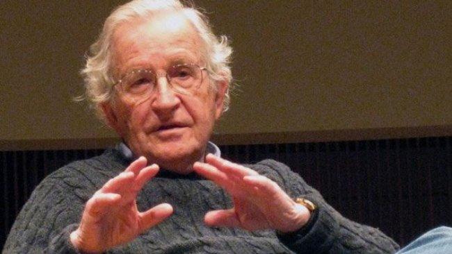 Chomsky: ABD Suriye'den çekilirse, Türkiye Rusya'yla birlikte operasyon düzenler