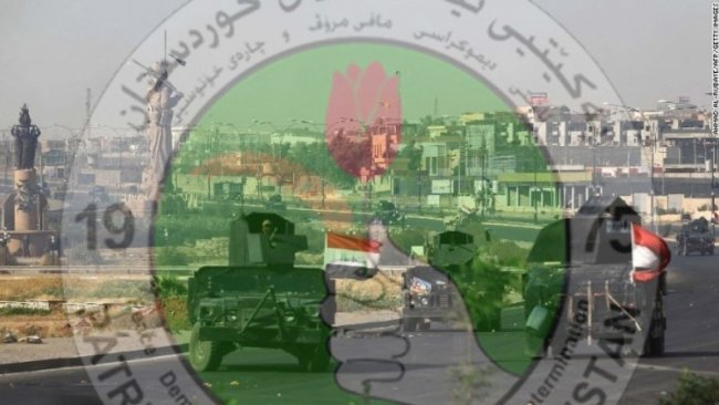 YNK Kerkuk'te de Kürtleri değil, Arap ve Turkmenleri tercih etti