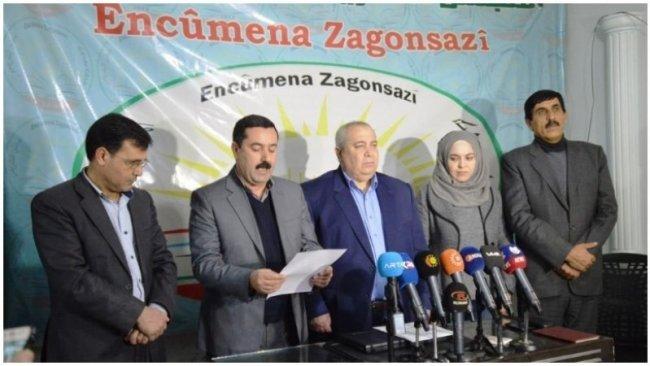 Rojava yönetiminden demokratik karar