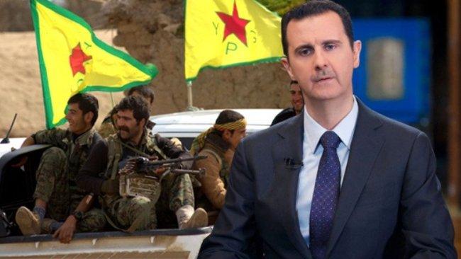 AP'den flaş İddia: Esad ve Kürtler Türkiye'ye karşı anlaştı