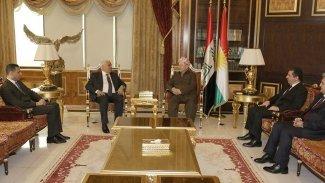 Başkan Barzani: Siyasi işbirliği önemli