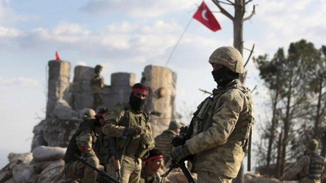 TSK, Efrin'deki bazı askeri üslerini boşaltıyor
