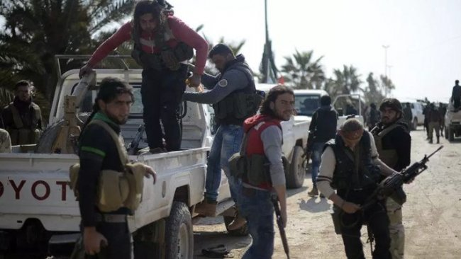 Türkiye destekli örgütlerden El Nusra'ya savaş ilanı