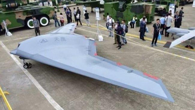 Çin bir ilki gerçekleştirdi: Radara yakalanmayan casus drone