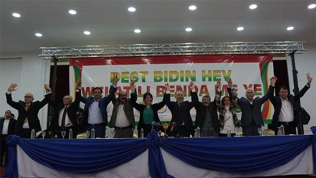 HDP: Kürt ittifakı yerel seçimlerle sınırlı kalmayacak