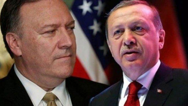 Pompeo: Erdoğan Kürtler için teminat verdi