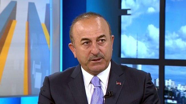 Çavuşoğlu: YPG'ye operasyon ABD'nin çekilmesine bağlı değil