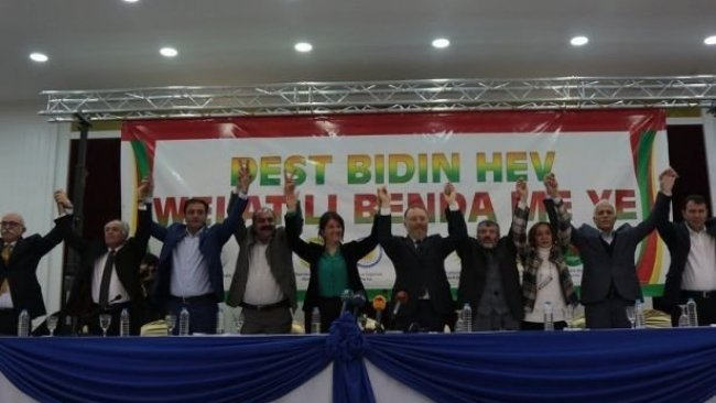 12 ilçede Kürdistani partilerden adaylar olacak