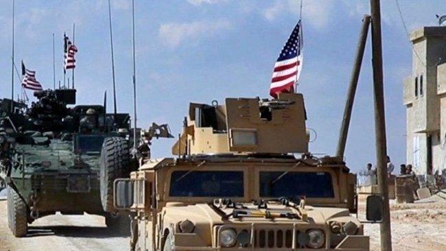 Koalisyon Sözcüsü: Suriye'den çekilme başladı..