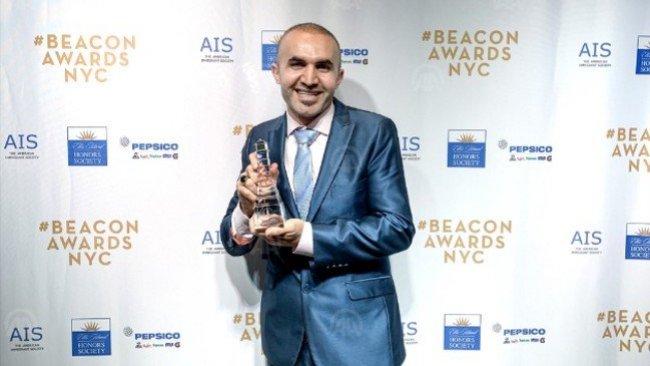 2017'de Silvan'da gözaltına alınan Kürt pizzacıya ABD'de ödül