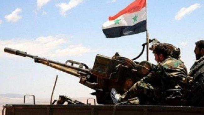 Suriye ordusu İdlib'e yığınak yapıyor
