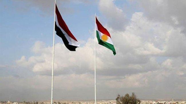 YNK, Kerkük'te bazı teşkilatlarında Kürdistan bayrağını indirdi