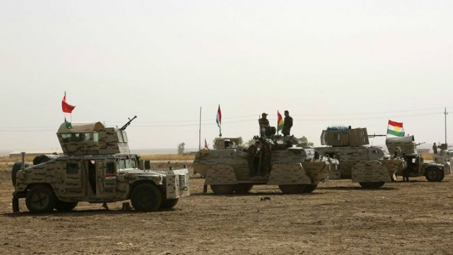 Bağdat ile Erbil, Peşmerge'nin Tartışmalı Bölgeler'e dönmesini görüşüyor