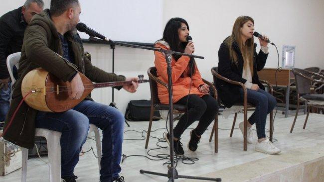 Kobane'de engelliler için özel okul açıldı