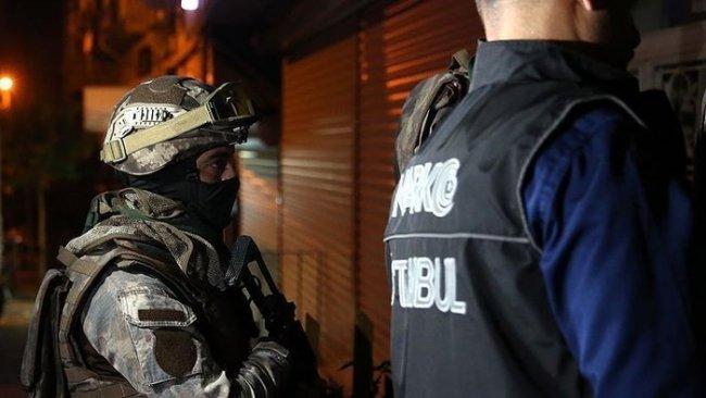 HTŞ'ye operasyon: 13 gözaltı