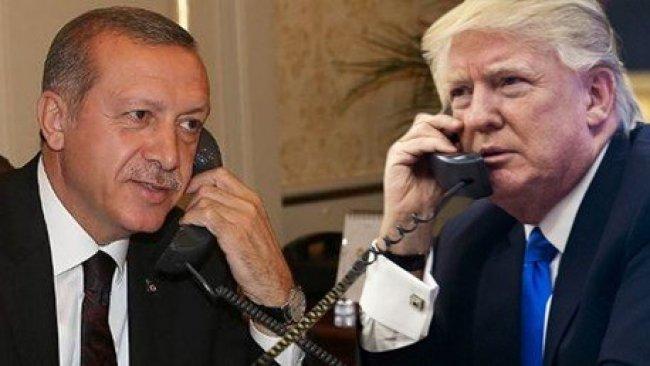Erdoğan ile Trump görüştü: Suriye konuları masaya yatırıldı
