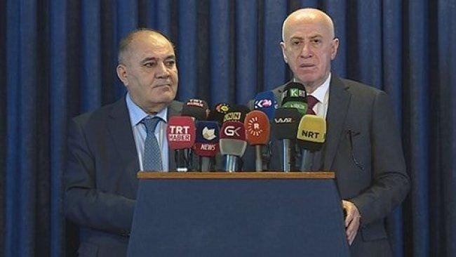 KDP ve YNK'den güçlü hükümet vurgusu
