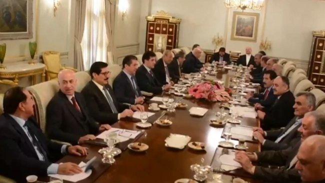 KDP ve YNK toplandı: Gündem yeni hükümet