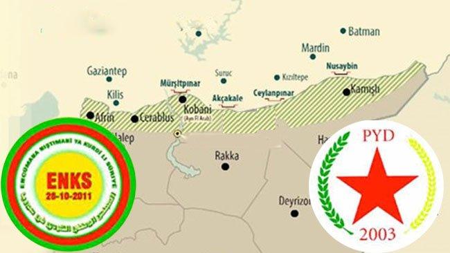 ABD'nin Güvenli Bölge planı Rojava Kürtlerini böldü