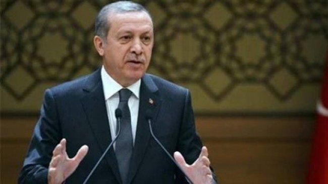 Erdoğan: Suriyeli Kürtlerle bir sorunumuz yok