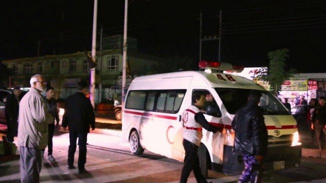 IŞİD Xaneqin'de kontrol noktasına saldırdı