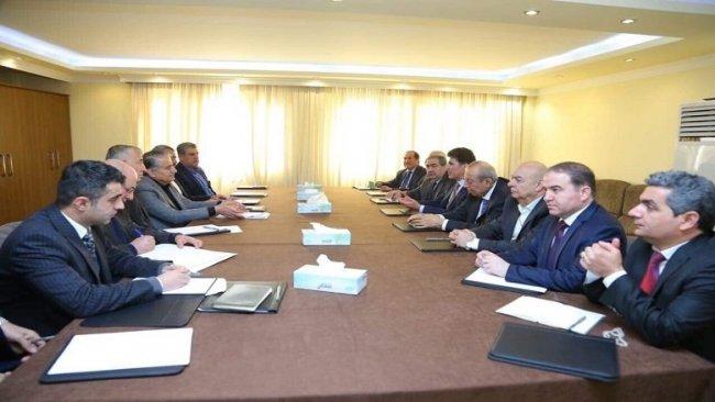 KDP ve Goran'dan yeni hükümet acıklaması