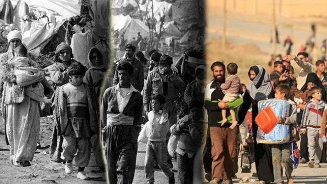 Kürdler özelinde Göçün kültürel kimlik üzerindeki etkisi