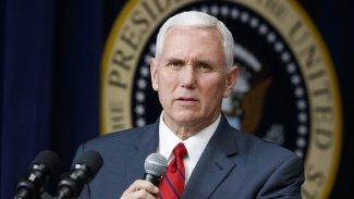 ABD Başkan Yardımcısı Mike Pence'den açıklama