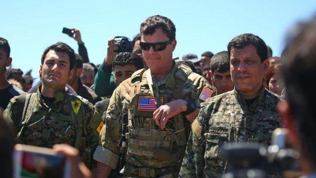 ABD ve PKK'nin iki farklı Rojava Projesi