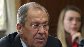Lavrov Suriye'de 'Güvenli Bölge' konusunda konuştu